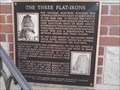 Image for The Three Flat-Irons - Eureka Springs AR