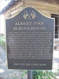 Image for Albert Pike Schoolhouse - Van Buren, AR