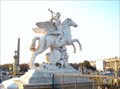 Image for Truth Astride Pegasus  -  Paris, France