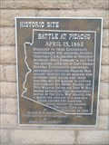 Image for Battle at Picacho