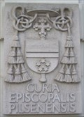 Image for Bishop of Pilsen - Plzen, CZ