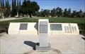 Image for Vietnam War Memorial, Parade Ground, March AFB, CA, USA