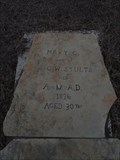 Image for FIRST Marked Grave in Gibtown Cemetery - Gibtown, TX