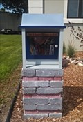 Image for Meridian bridge Little library - Yankton, South Dakota, USA