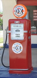 Image for D-X Regular Gasoline Pump