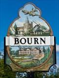 Image for Bourn - Cambridgeshire Village Sign