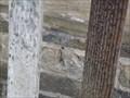 Image for Cut Bench Mark - St John's Church, Hyde Park Crescent, London, UK