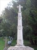 Image for War Memorial Cross - St Peter & Paul Church - Shorne - Kent - UK
