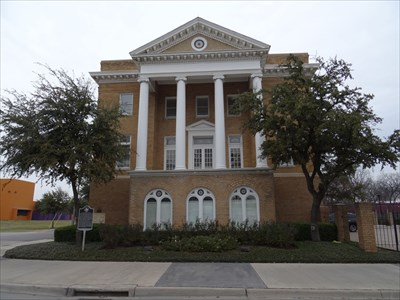 Designed by Pittman, the St. James A.M.E. Temple was built in 1919, and is today used as office space at 624 Good-Latimer, Dallas, TX.  A Texas Historical Marker to Pittman stands in front of the temple.