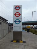 Image for Canning Town Underground & DLR Station - Silvertown Way, London, UK