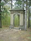 Image for L'Arc de Triomphe, Mackenzie-King Estate, Gatineau Park, Quebec