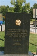 Image for All Veterans Memorial - I-24 EB Welcome Center - near Clarksville, TN