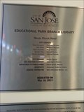 Image for Educational Park Branch Library - 2013 - San Jose, CA