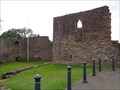 Image for Monmouth Castle - Ruin - Gwent, Wales.