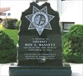 Image for Sheriff Roy L. Bassett ~ Vienna, MO