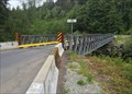Image for Loss Creek Bailey Bridge - Vancouver Island, British Columbia, Canada