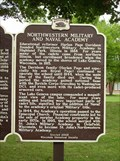 Image for Northwestern Military and Naval Academy Historical Marker
