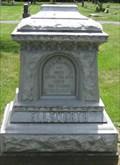 Image for Ellsworth Family Marker - Markillie-St Mary Cemeteries - Hudson, Ohio