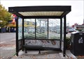Image for Seattle Center Artistic Bus Shelter ~ Seattle Washington