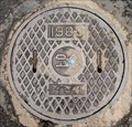 Image for Sewer Manhole Cover  -  Gyeongju, Korea