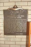 Image for Saramarie J. Van Dyke Carriage House