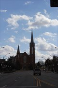 Image for Church of the Immaculate Conception -- Ft Smith AR