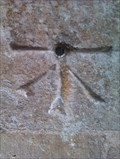 Image for Benchmark and PA bolt, St Mary - Stratford St Mary, Suffolk