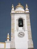 Image for Relógio da Igreja - Portimão, Portugal