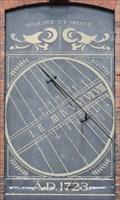 Image for Church Row Sundial - Wandsworth Plain, London, UK