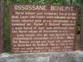 Image for Ossossané Bonepit - Tiny, Ontario