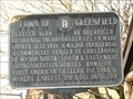Image for Town of Greenfield Marker - Greenfield, MA