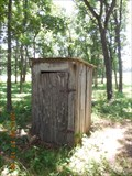 Image for Brock School and Cemetery Outhouse near Emerald Beach, MO