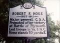 Image for Robert F. Hoke 1837-1912-O 15