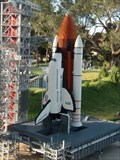 Image for Space Shuttle & Launch Pad Replica - Florida