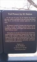 Image for Trail Pioneer Jay M. Hudson - Ogden, Utah