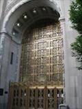 Image for Times-Star Building Doorway - Cincinnati, Ohio