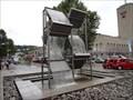 Image for Wasserfall-Brunnen - Stuttgart, Germany, BW