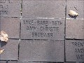 Image for Engraved Bricks - on the Riverwalk, Covington, KY