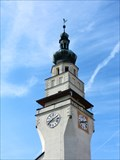 Image for Town Hall Clock - Boskovice, Czech Republic