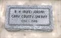 Image for Rufe Jordan ~ Pampa, TX