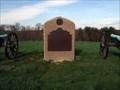 Image for Battery G, 4th U.S. Artillery - US Regulars Tablet - Gettysburg, PA