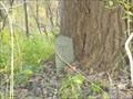 Image for NY boundary marker on Old Browncroft Rd