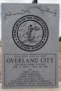 Image for Overland City - Julesburg, CO