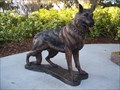 Image for In Memory of Largo Police Department Canines, Largo, FL