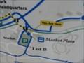 Image for Market Plaza Shuttle Bus Stop Map - GCNP, AZ