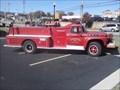 Image for Centerton Fire Department Engine 613 - Branson MO