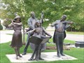 Image for Joy of Music Sculpture - Dearborn, Michigan