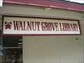 Image for Walnut Grove Library - Walnut Grove, CA