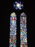 Image for Enter Unto the Kingdom Window - Grace Cathedral, San Francisco, CA USA