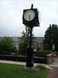 Image for Town Clock Dedicated To The Citizens of Milford, Delaware